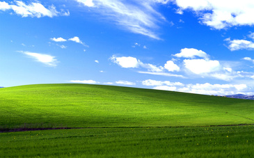 Windows XP plocha